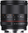 Samyang obj. 21mm f/1.4 ED AS UMC CS (Canon EF-M, Four-thirds, Fujifilm X, MFT, Sony E)