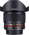 Samyang 8mm F3.5 UMC Fish-Eye CS II (Canon M, Sony E, Fujifilm X, MFT, Four-Thirds, Sony E, Samsung NX)