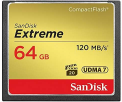 SanDisk CF 64GB Extreme 120MB/s