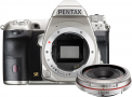 Pentax K-3 II Silver Edition + 40mm f/2.8 HD