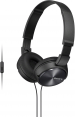 Sony MDR-ZX310AP (Black) for Smartphones