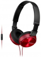 Sony MDR-ZX310AP (Red) for Smartphones