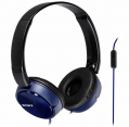 Sony ausinės MDR-ZX310AP (Blue) for Smartphones