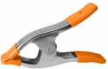 Tether Tools žnyplės 2 Rock Solid A Spring Clamp - Orange