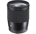 Sigma 16mm f/1.4 DC DN Contemporary Lens for MFT
