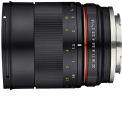 Samyang obj. 85mm f/1.8 ED UMC CS (Canon EF-M, Four-thirds, Fujifilm X, MFT, Sony E)