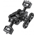 SmallRig 2448 Dual Ball Heads Arm for Shogun 7