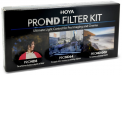 Hoya PRO ND filter kit 8/64/100 55mm