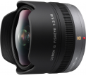 Panasonic Lumix G Fisheye 8mm F3.5 Micro 4/3