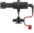 Rode Mikrofonas VideoMicro Compact On-Camera
