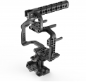 8Sinn Cage rėmas GH5 kamerai + Top Handle Basic rankena + 15mm Universal Rod Support