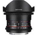 Samyang obj. VDSLR 8mm T3.8 UMC CS II Fish-eye (Canon EF-M, Four-thirds, Fujifilm X, MFT, Sony E)