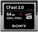 Sony CFast R530 W510 (CAT-G64-R) 64GB