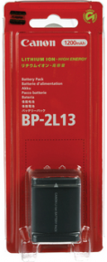 Canon BP-2L13 battery pack