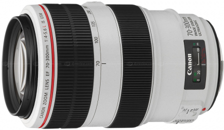 Canon obj. EF 70-300mm f/4-5.6L IS USM
