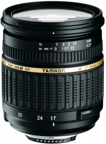 TAMRON obj. 17-50mm f/2.8 SP AF XR Di II LD Aspherical  IF  (Canon)