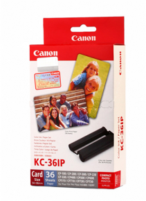 Canon KC-36IP INK/PAPER SET