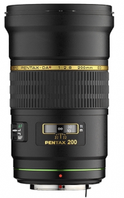 Pentax obj. 200mm f/2.8 ED  IF  SDM smc DA