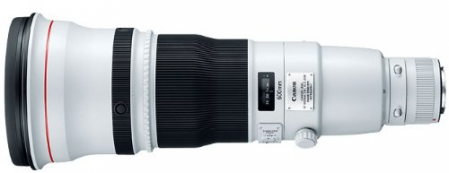 Canon obj. EF 600mm f/4L IS III