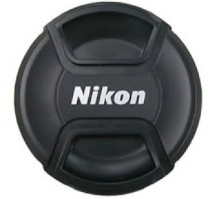 Nikon LC-77 sounds. cover (77mm)