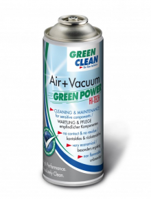 Green Clean Air & Vacuum GREEN POWER HI-TECH 400ml.
