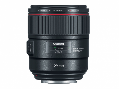Canon obj. EF 85mm f/1.4L IS USM