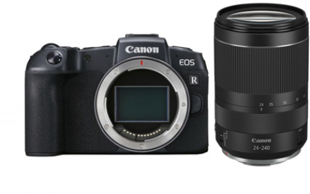 Canon EOS RP Body + RF 24-240mm F4-6.3 IS USM