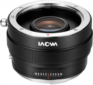 Laowa Magic Shift Converter Canon EF to Sony E