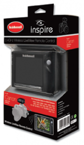 Hahnel Inspire Wireless LiveView Remote Control for Canon