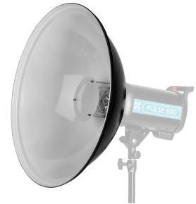 Quadralite Beauty Dish White 55cm (Bowens mount)