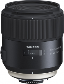 Tamron obj. SP 45mm f/1.8 Di VC USD (Canon EF)