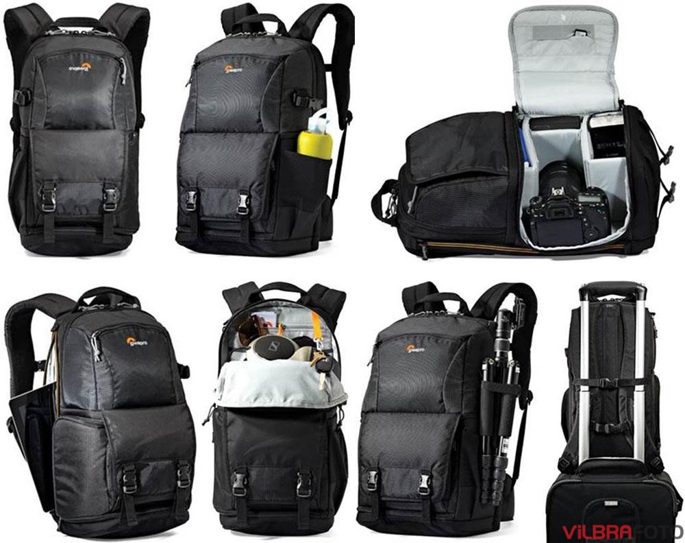 Lowepro Kuprin Bp Fastpack 250 Aw Ii Fotofoto Dslr Video Pack 250aw