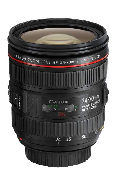 Canon 24-70mm f/4 IS